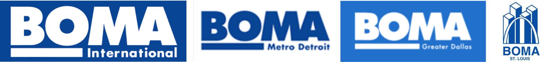 BOMA logos